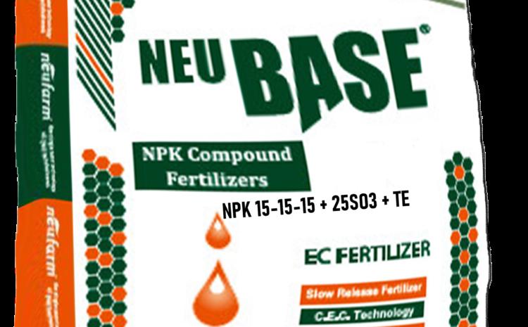 NEUBASE® NPK 15-15-15+25SO3+TE